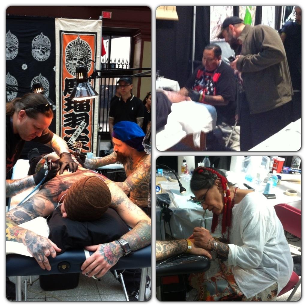 Montreal Tattoo Art Show 2013