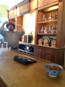 Belly up to the bar at Hillrock